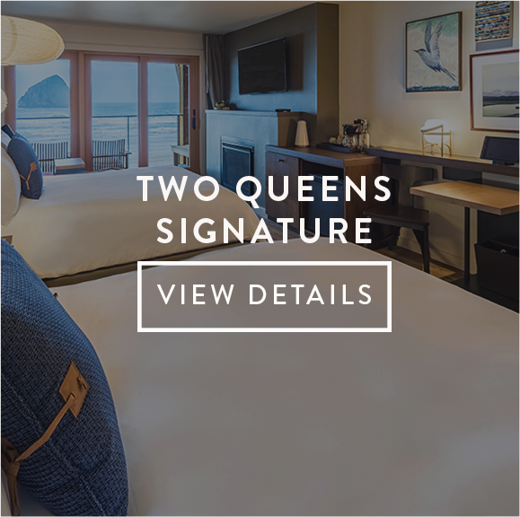 TWO QUEENS SIGNATURE