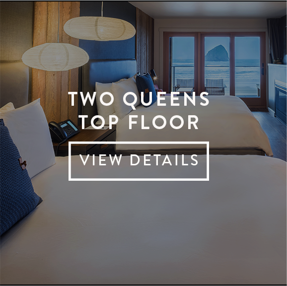 TWO QUEENS TOP FLOOR