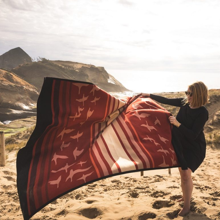 Headlands blanket